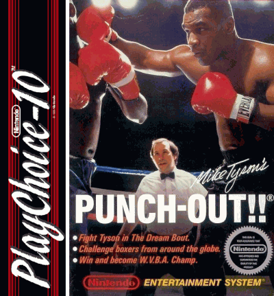 Mike Tyson's Punch-Out!! (PC10)
