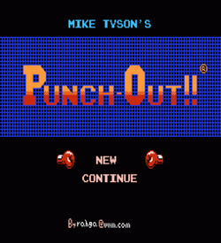 Mike Tyson's Bite Off (Hack) ROM