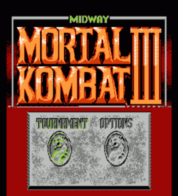 Mortal Kombat 3 ROM