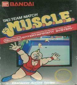 Kinnikuman - Muscle Tag Match ROM
