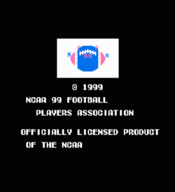 NCAA99 (Tecmo Super Bowl Hack) ROM