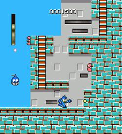 Mega Man - Wily's Conquest (Mega Man Hack) ROM