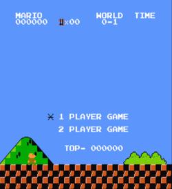 Ninja Mario (SMB1 Hack) ROM