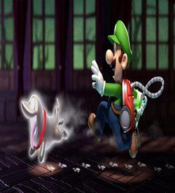 Luigi & The Xmas Quest (Hack) ROM