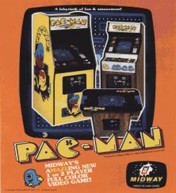 Puc-Man (Pac-Man Hack) ROM