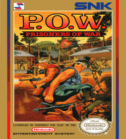 POW - Prisoners Of War ROM