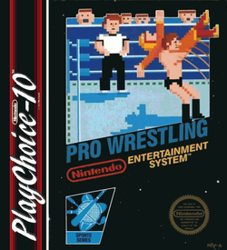 Pro Wrestling (PC10) ROM