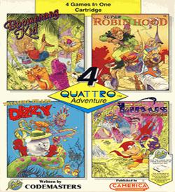 Quattro Adventure ROM