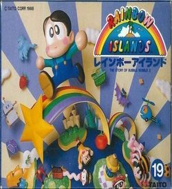 Rainbow Islands - The Story Of Bubble Bobble 2 [a1] ROM