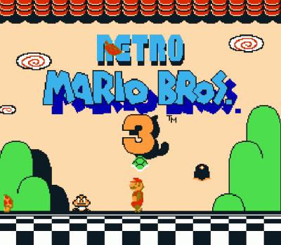 Retro Mario Bros 3 (SMB3 Hack)