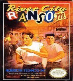 New-RCR (River City Ransom Hack) ROM