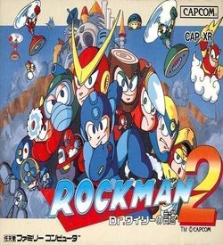 Rockman 2 - Dr Wily No Nazo [T-Eng1.0] ROM