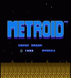 Samus's Dream (Metroid Hack) ROM