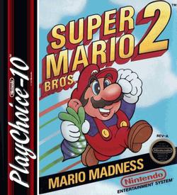 Super Mario Bros 2 (PC10) ROM