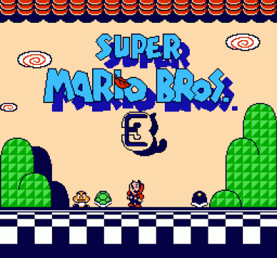 Super Mario Bros 3 Challenge (SMB3 Hack) [a1]