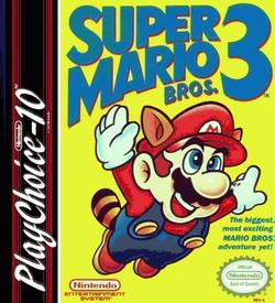 Super Mario Bros 3 (PC10) ROM