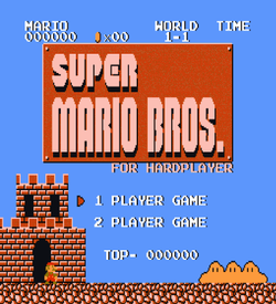 Super Mario Bros - For Hardplayers (SMB1 Hack) ROM