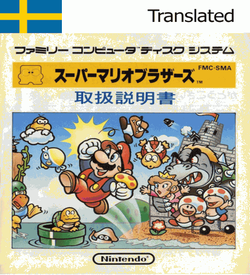 Super Mario Bros (JU) [T-Swed] ROM