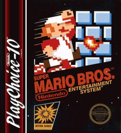 Super Mario Bros (PC10) ROM