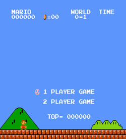 Super Mario Bros Xtreme (SMB1 Hack) ROM
