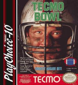 Tecmo Bowl (PC10) ROM
