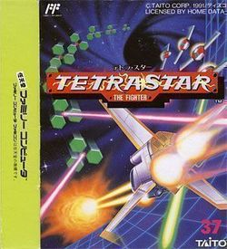 Tetrastar - The Fighter [T-Eng] ROM