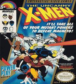 Marvel's X-Men ROM