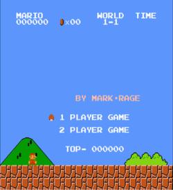 Thunder Mario V0.1 (SMB1 Hack) ROM