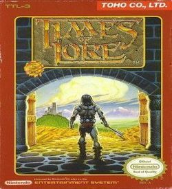 NESA Audio Player - Times Of Lore (Hack) ROM