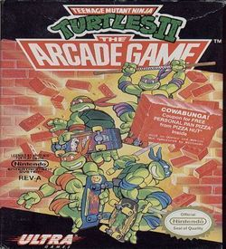 Turtle Ninja 2 (TMNT CCE Pirate) ROM