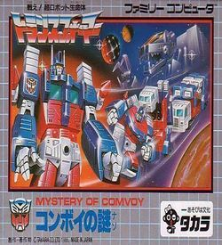 Transformers - Comvoy No Nazo [T-Eng_70%] ROM