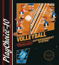 Volleyball (PC10) ROM