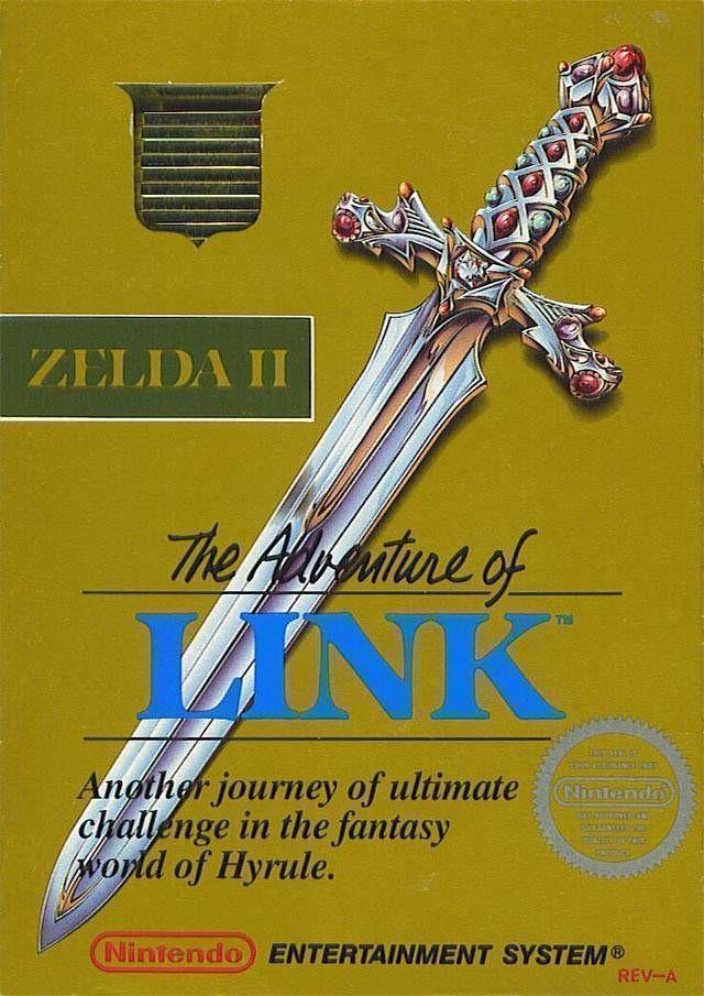 Zelda 2 - 1999 (Hack)