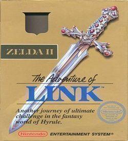 Zelda 2 - Hard Type (Zelda 2 Hack) ROM