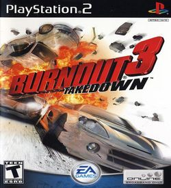 Burnout 3 - Takedown ROM