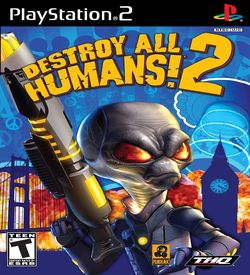 Destroy All Humans 2 ROM