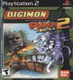 Digimon Rumble Arena 2 ROM