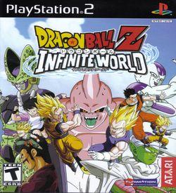 Dragon Ball Z - Infinite World ROM