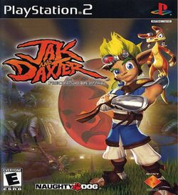 Jak And Daxter - The Precursor Legacy ROM
