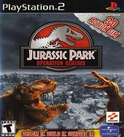 Jurassic Park - Operation Genesis ROM