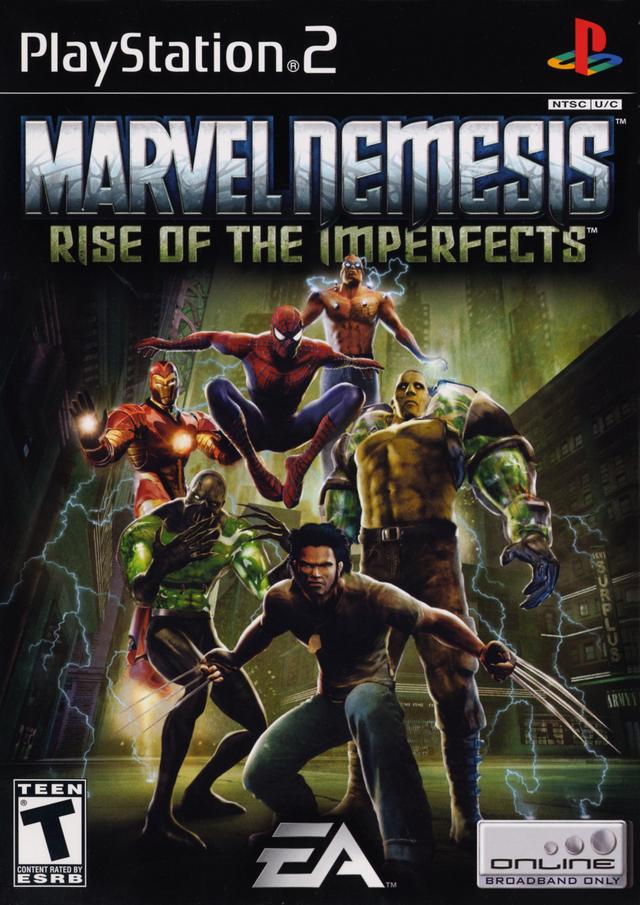 Marvel Nemesis - Rise Of The Imperfects