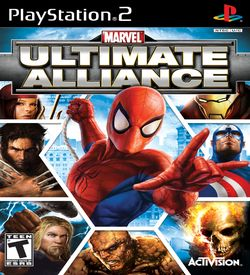 Marvel - Ultimate Alliance ROM