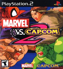 Marvel Vs. Capcom 2 - New Age Of Heroes ROM