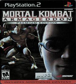 Mortal Kombat - Armageddon - Premium Edition ROM