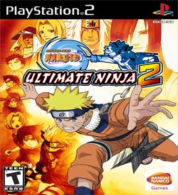 Naruto - Ultimate Ninja 2 ROM
