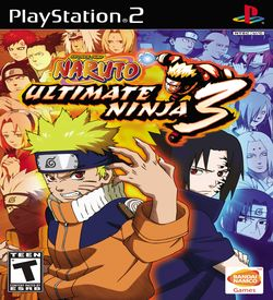 Naruto - Ultimate Ninja 3 ROM