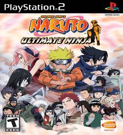 Naruto - Ultimate Ninja ROM