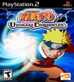 Naruto - Uzumaki Chronicles ROM