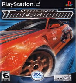 Need For Speed - Underground ROM