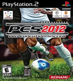 PES 2012 - Pro Evolution Soccer ROM